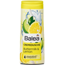Balea Cremedusche Buttermilk & Lemon