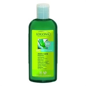 Logona Daily Care Testápoló Tej - Bio Aloe&Verbéna