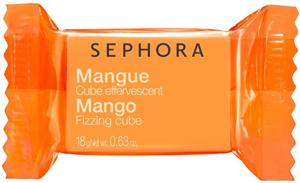 Sephora Mango Fizzing Cube