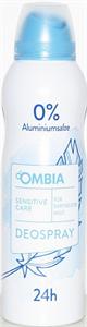 Ombia Sensitive Care Deospray 0% Aluminium