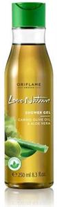 Oriflame Love Nature Tusolózselé Olívaolajjal és Aloe Verával