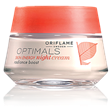 Oriflame Optimals Skin Energy Éjszakai Krém