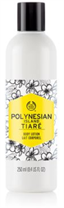 The Body Shop Polynesian Island Tiaré Body Lotion