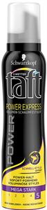 Schwarzkopf Taft Power Express Mega Erős Hajrögzítő Hab