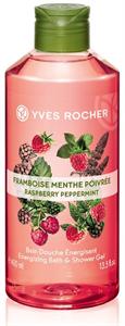 Yves Rocher Plaisirs Nature Málna-Borsmenta Hab- és Tusfürdő