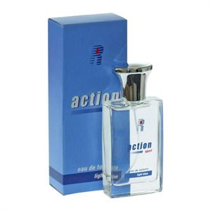 Action R Sport Light Blue Eau De Toilette