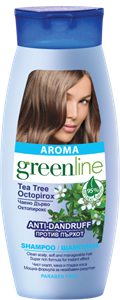 Aroma Greenline Anti Dandruff Sampon