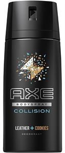 Axe Collision Leather & Cookies Bodyspray