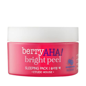 Berry AHA! Bright Peel Sleeping Pack