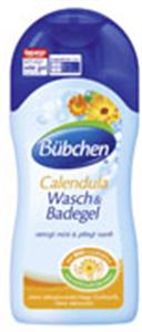 Bübchen Fürdőgél Bio-Kalendulával