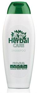 Bulgarian Rose Herbal Care Rózsa Sampon Normál Hajra
