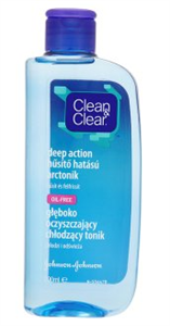 Clean&Clear Deep Action Hűsítő Hatású Arctonik
