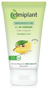 Elmiplant Skin Moisture Arclemosó Gél Birsalma Kivonattal