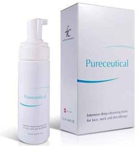 FC Pureceutical Intenzív Mélytisztító Hab