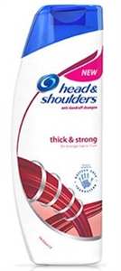 Head & Shoulders Thick & Strong Sampon