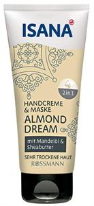 Isana Almond Dream 2in1 Kézkrém és Maszk