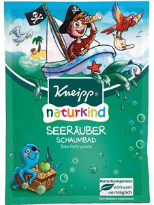 Kneipp Naturkind Seeräuber Schaumbad