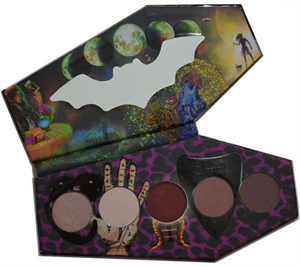 Lunatick Cosmetic Labs LLC Supernatural Eye Palette