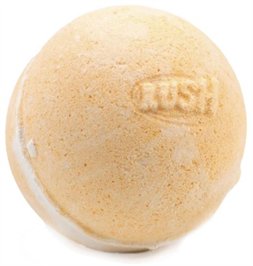 Lush Golden Slumbers Bath Bomb