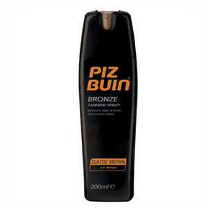 Piz Buin Bronze Tanning Spray