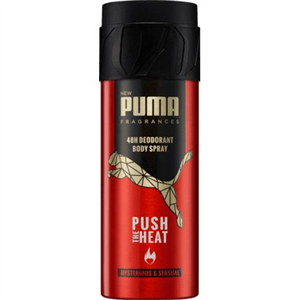 Puma Push The Heat Deo Spray