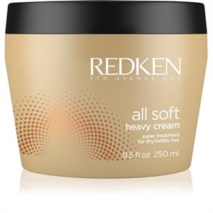 Redken All Soft Heavy Cream Mélytápláló Pakolás