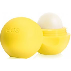 eos Smooth Sphere Lip Balm - Lemon Drop With SPF15