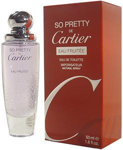 Cartier So Pretty Eau Fruitee