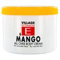 Village Vitamin E & Mango All Over Body Cream
