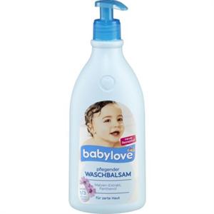 Babylove Waschbalsam