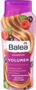 Balea Volumennövelő Sampon Vékonyszálú, Tartás Nélküli Hajra, Bogyós Gyümölcs Illattal