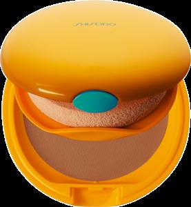 Shiseido Barnító Kompakt Alapozó SPF6