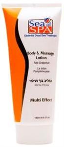 Sea of Spa Body & Massage Lotion Red Grapefruit