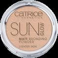 Catrice Sun Glow Matt Bronzosító Púder