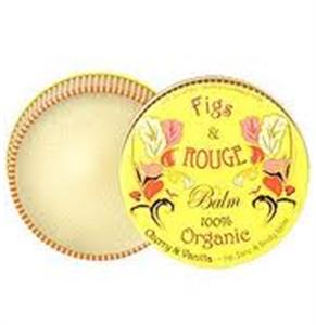 Figs & Rouge Cherry & Vanilla 100% Organic Balm