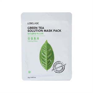 Lebelage Green Tea Solution Mask Pack