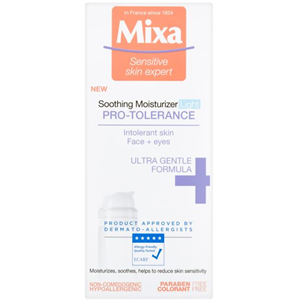 Mixa Soothing Moisturizer Light Pro-Tolerance