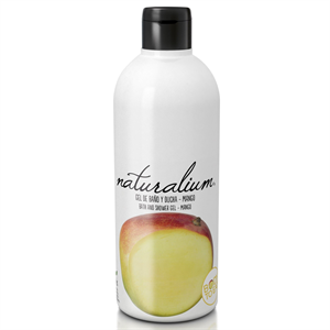 Naturalium Fruit Pleasure Mango Tápláló Tusoló Gél