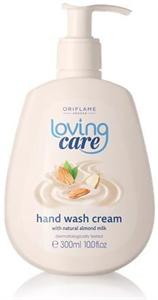 Oriflame Loving Care Krémes Kéztisztító