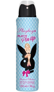 Playboy Play It Pin Up Deospray
