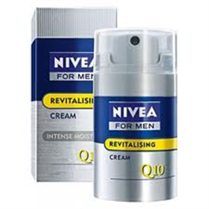 Nivea For Men Q10 Revitalizáló Krém