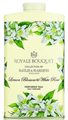 Baylis & Harding Royal Bouquet Perfumed Talc, Lemon Blossom and White Rose