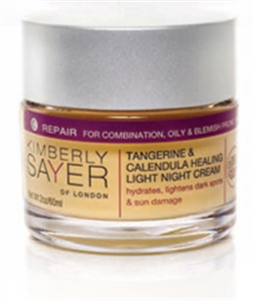 Tangerine & Calendula Healing Light Night Cream