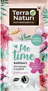 Terra Naturi Me Time Fürdősó