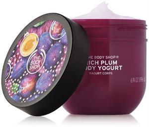 The Body Shop Rich Plum Testjoghurt