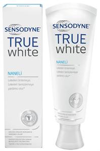 Sensodyne True White Fogkrém