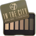 W7 In The City Natural Nudes Eye Colour Palette