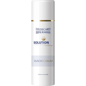 Hildegard Braukmann 24H Solution Hypoallergen Duschschaum