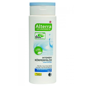Alterra Intensiv Körpermilch Parfümfrei