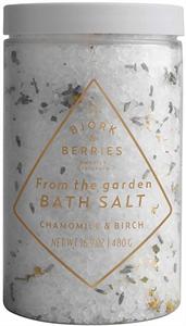 Björk & Berries From the Garden Bath Salt